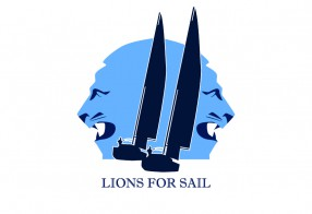 Lions for Sail - Nieuw logo